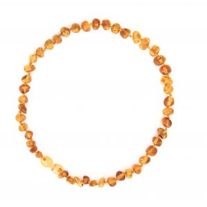 amber necklace for kids