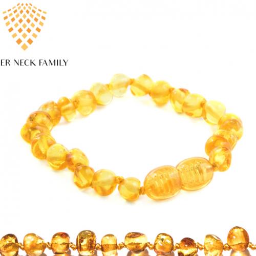 amber teething